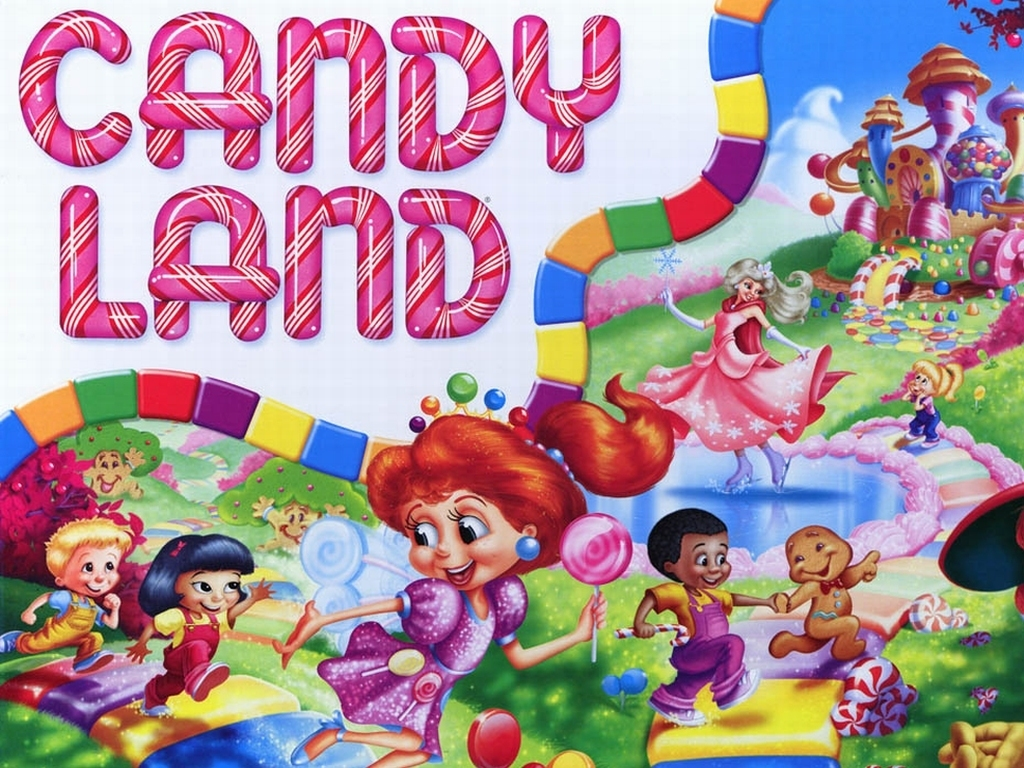 Candy Land Images Wallpaper HD And Background