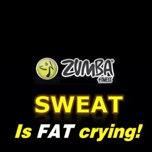 Zumba sweat