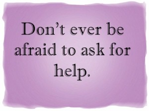 ask for help 2