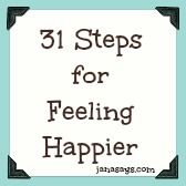 happier blog button