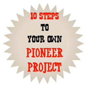 pioneer project