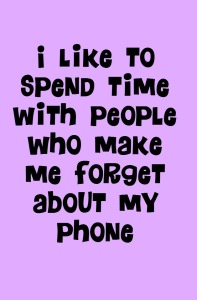 spending time quote