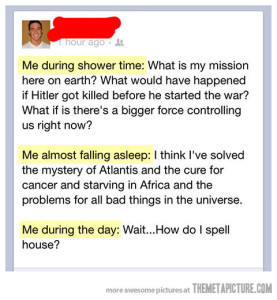 funny-Facebook-status-shower-time
