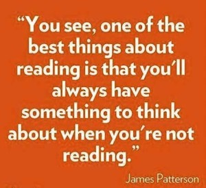 patterson reading quote