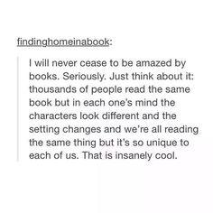 book variations